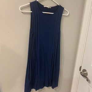 Blue BCBG shift dress